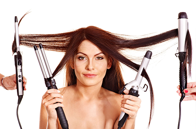 Over-Use of Heat Styling Tools