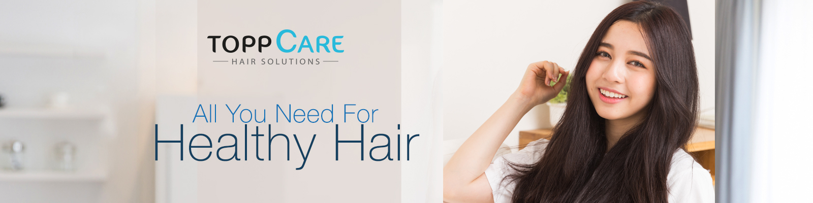 Achieve Healthy Hair with Topp Care